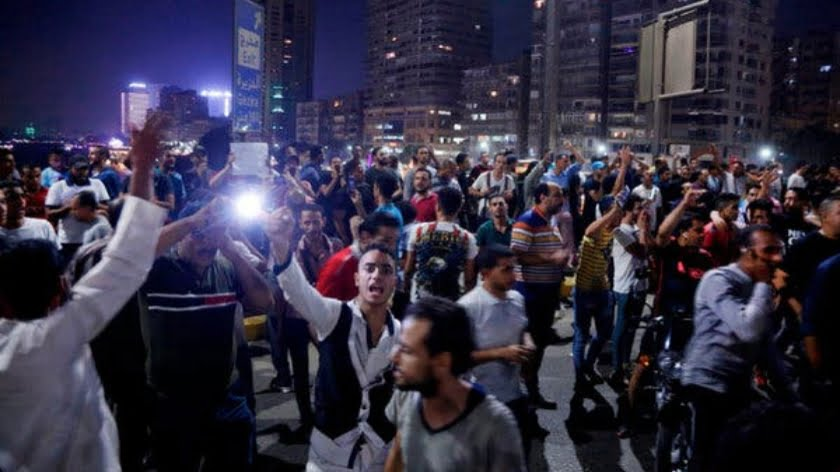 "Egyptian Protests: A US-Fuelled ""Arab Spring"" Reboot"