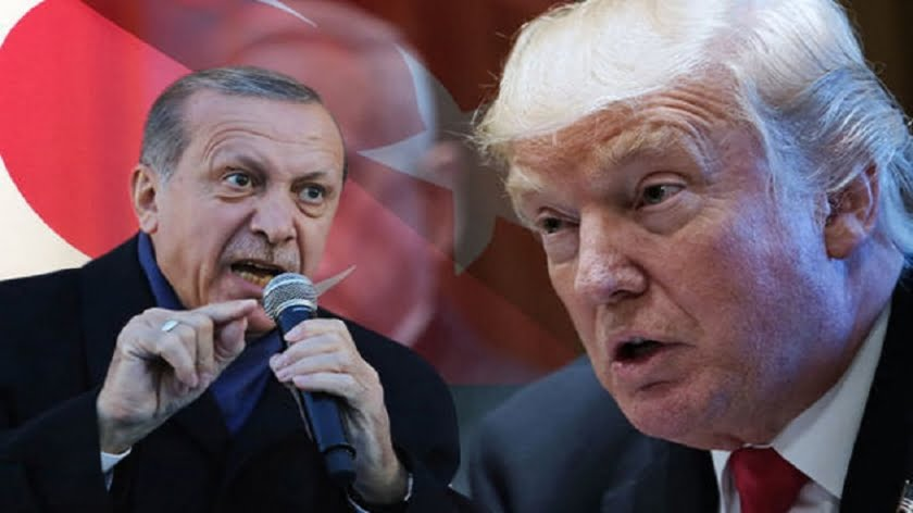 "Is ""Operation Peace Spring"" a Trap Sprung by Trump on Turkey?"