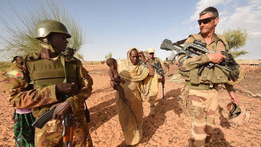 Six Years Into Its Africa Foray the French Army Is Bogged Down and Losing Ground