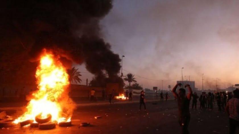 "The US-Iran Silent War Is Transformed into an ""Iraq Uprising"""