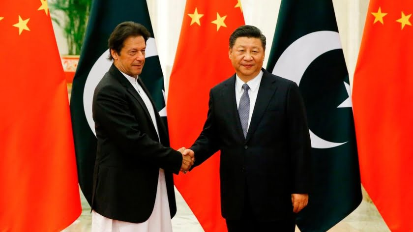 "China Displays Rock-Solid Support for Pakistan's ""Core Issue"" of Kashmir"
