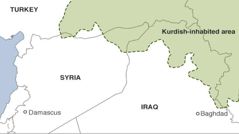 """""""No Angels"""": Kurdish Militias, """"Betrayal"""" and the Campaign to Destroy Syria"""