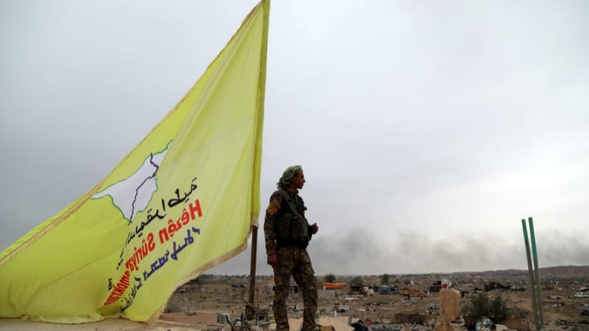 Syria – The Kurds Want to Play on Both Sides