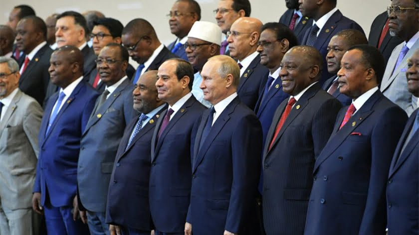 Russian Diplomacy Threatens Western Imperialism in Africa