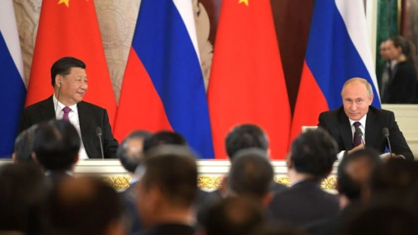 Checkmate? US Partisan Smash-up Sparks Turbocharged Russia-China Alliance