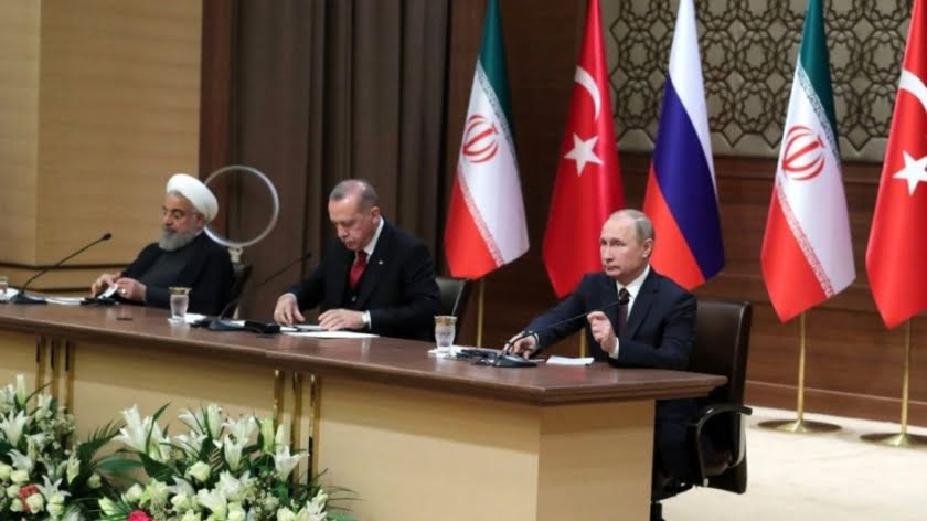 The Russian Masterpiece in Syria: Everyone Wins