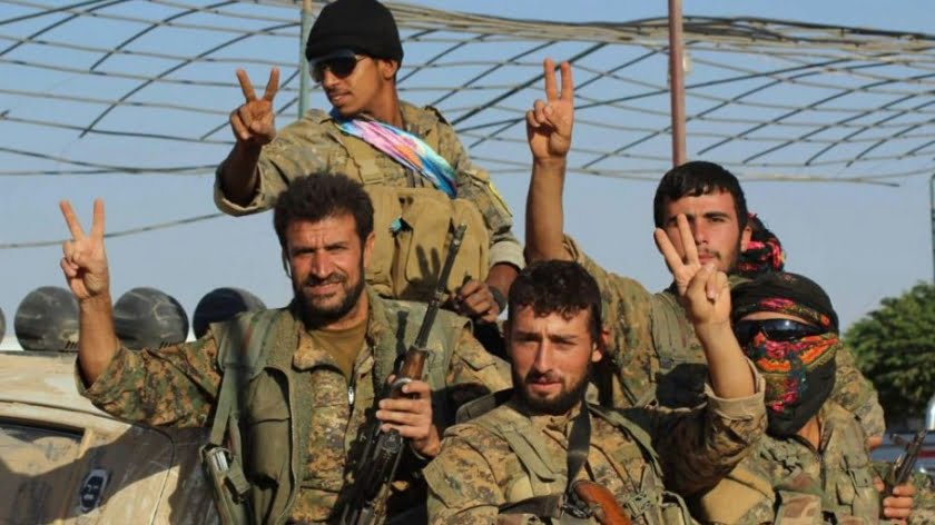 The United States, Turkey and the SDF: The Internal War Between Syria's Enemies