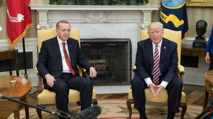Trump and Erdogan Have Much in Common and the Kurds Will Pay the Price