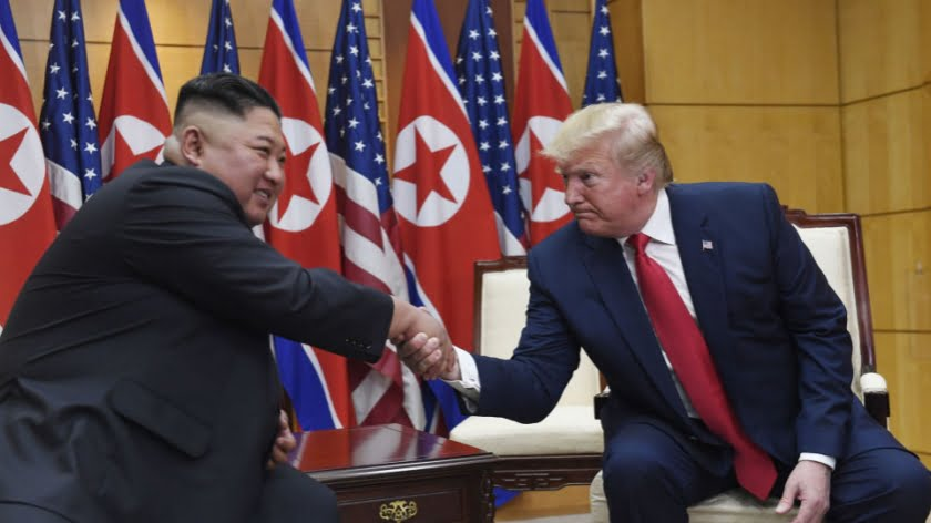 Ball in Trump's Court for North Korea Success