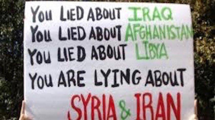 Trump Admits US Killed Millions in War Based on Lies