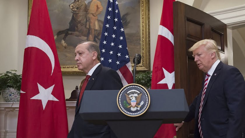 Leaked Memo Shows the U.S. Still Does Not Understand Turkey's Syria Operation