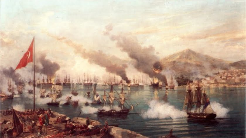 History: What Motivated Russia's Participation in the Battle of Navarino?