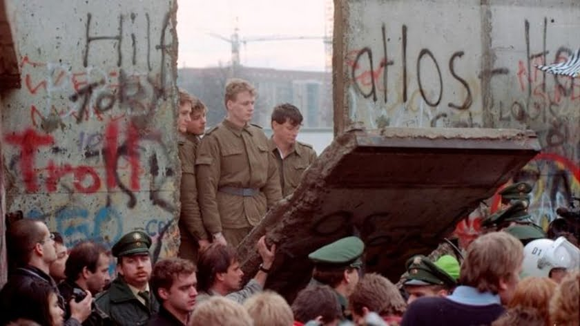 Thirty Years Since the Fall of the Berlin Wall
