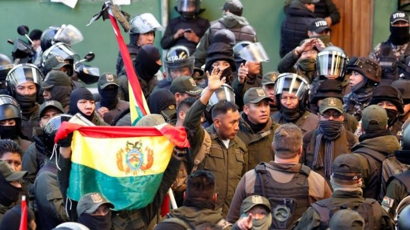 Bolivia Coup, Masterminded in Washington: Post-Coup Update, Rigged Elections?