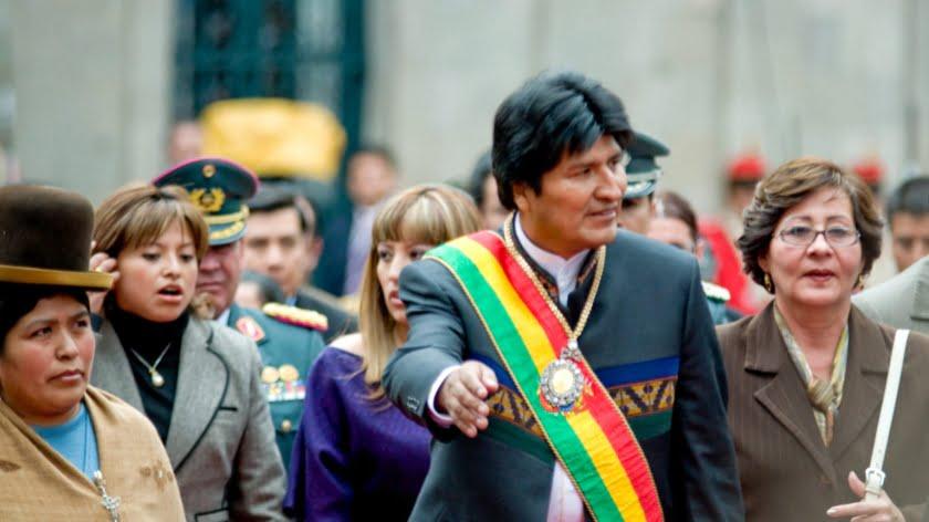 Now the Interim of US Self-Deception Over Bolivia