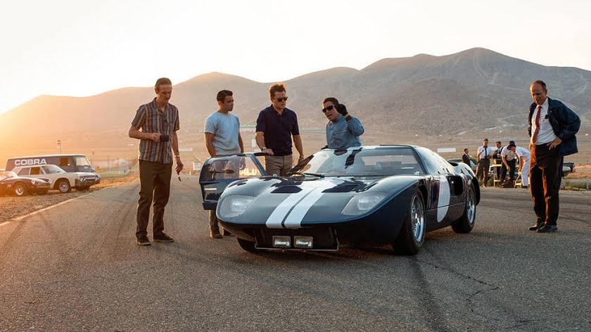 'Ford v Ferrari': The Return of Masculine Cinema