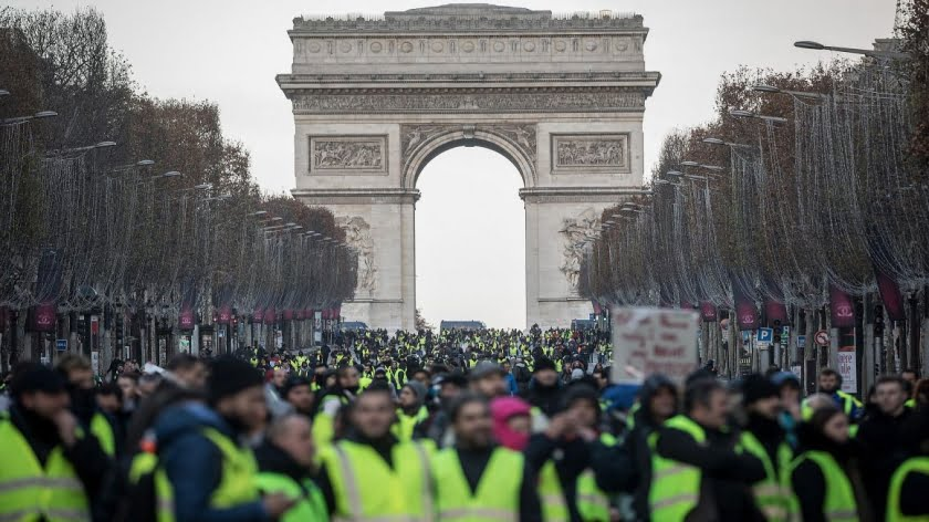 Gilets Jaunes: The French Deplorables' Insurrection One Year On