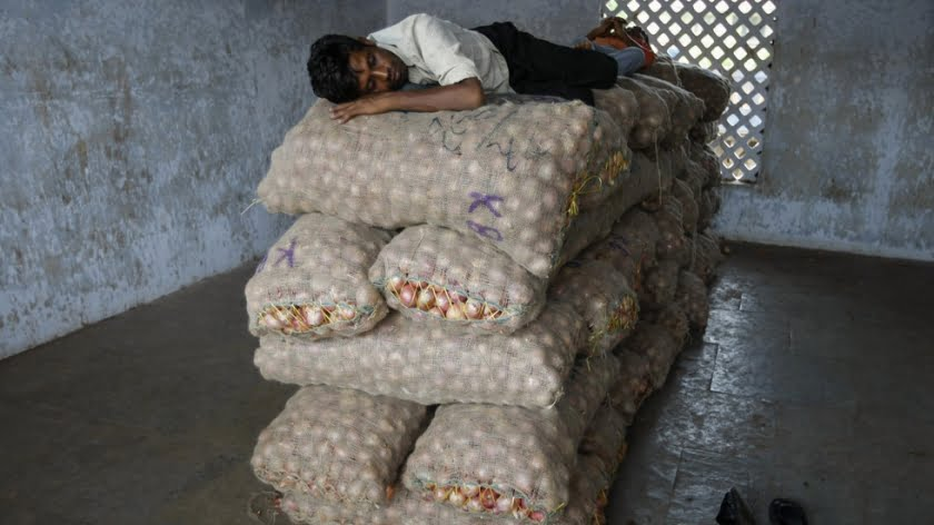 Bitter Time for New Delhi: Why Onion Crisis and Its Political Fallout in India Is One of History's Poor Jokes