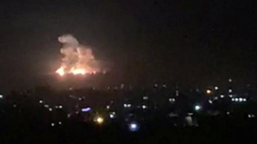 Israeli Airstrikes on Syria Threaten Wider Mideast War