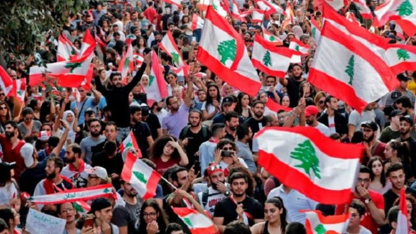 The Lebanese Color Revolution Is a Defining Moment for the Resistance