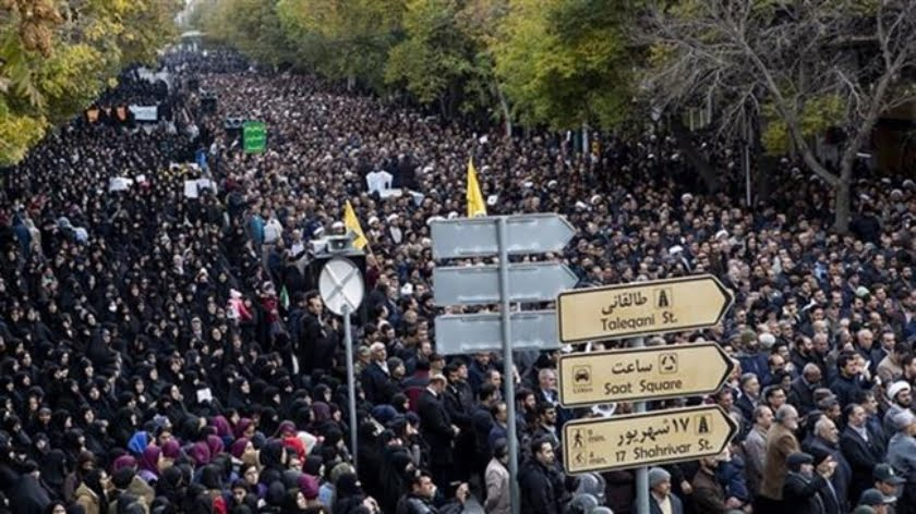 Who Stands To Gain From Unrest In Iran?
