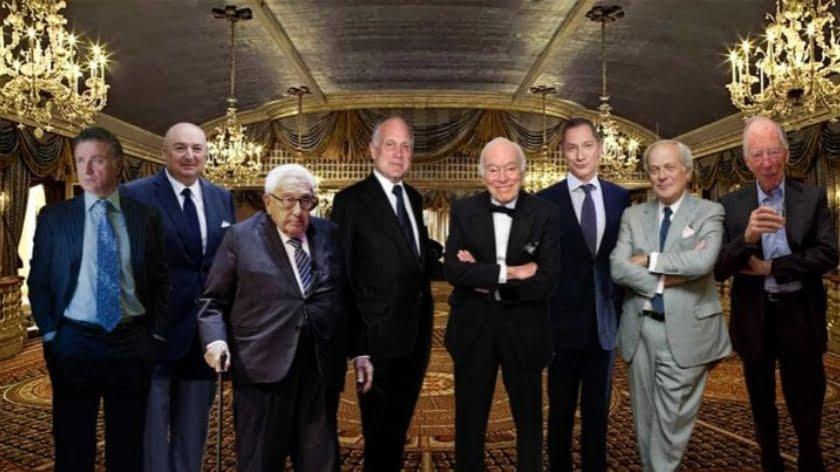 World Jewish Congress: Billionaires, Oligarchs, Global Influencers for Israel