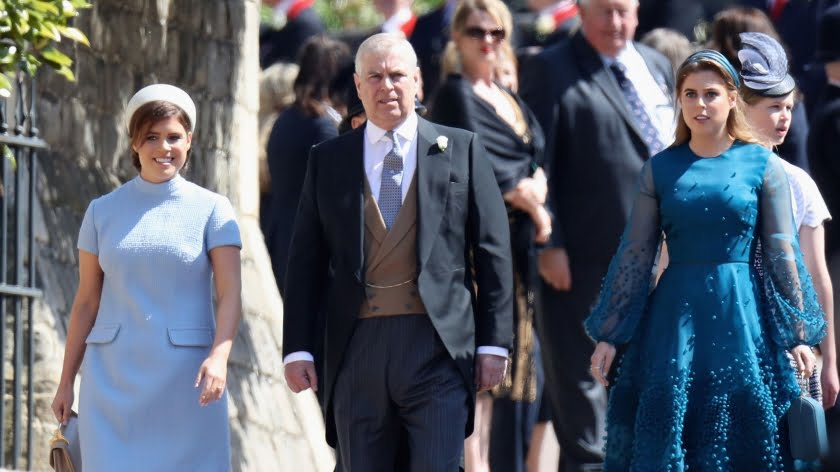 Prince Andrew, The Royal Family and Jeffrey Epstein