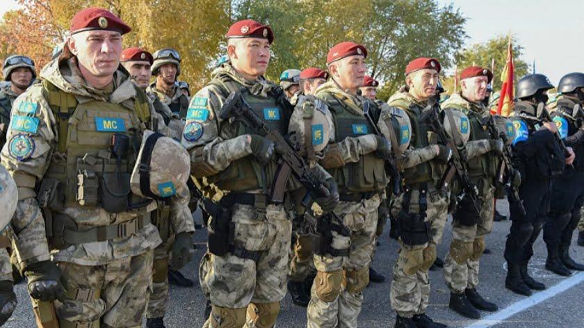 CSTO Strengthens Military Brotherhood
