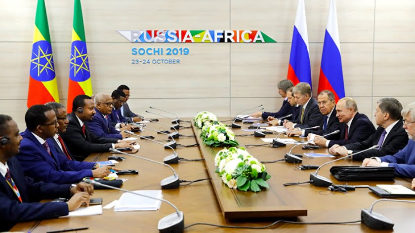 Why Did Russia Write Off Africa's Debts?
