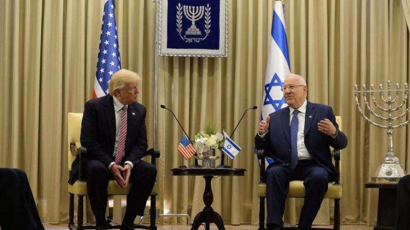 Trump Accepts Israeli 'Realities on Ground' – Realities Funded by His Administration