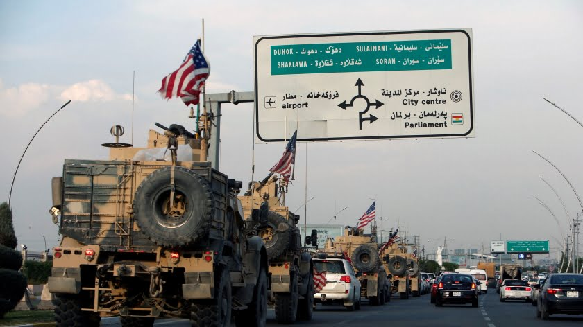 US Seizure of Oil Fields Escalate Tensions in Syria