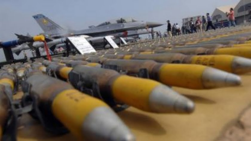 The 50-Year History of U.S. Dominance of the Middle Eastern Arms Trade
