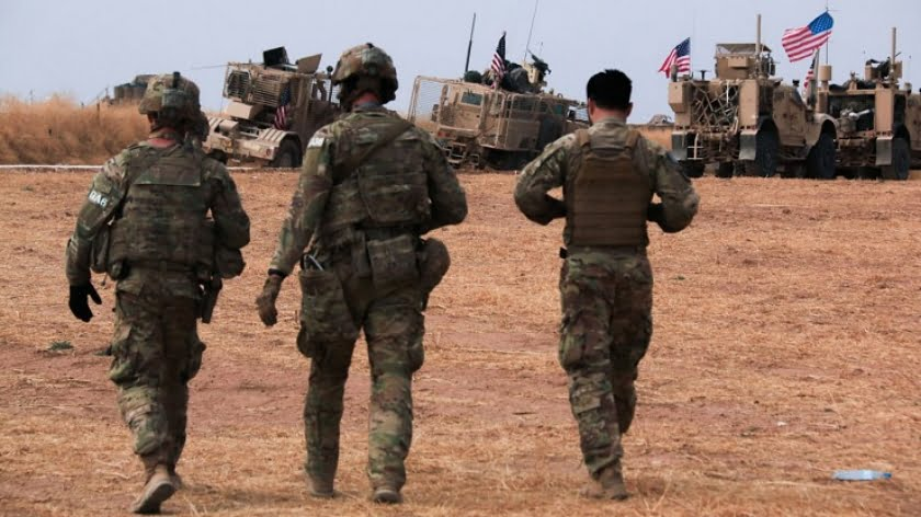 "US is the Source of, Not ""Solution"" to Syrian War"