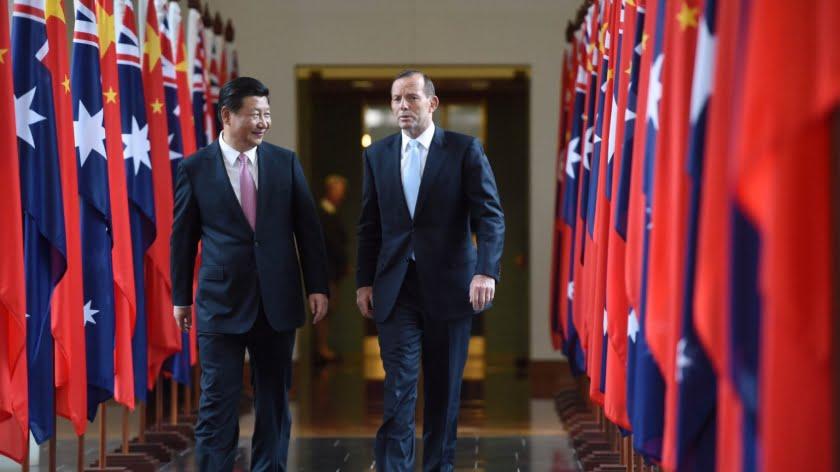 Australia's China Wars
