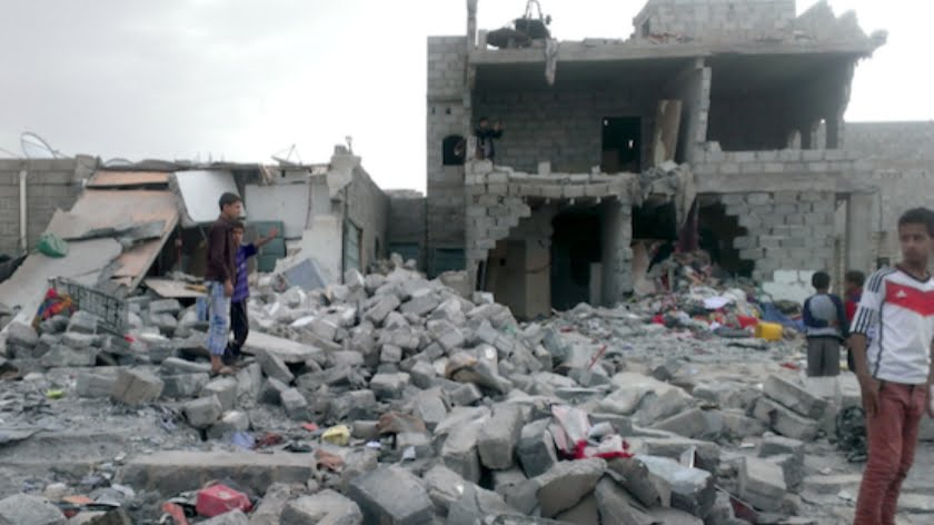 The Desolation of Yemen. The Forgotten War