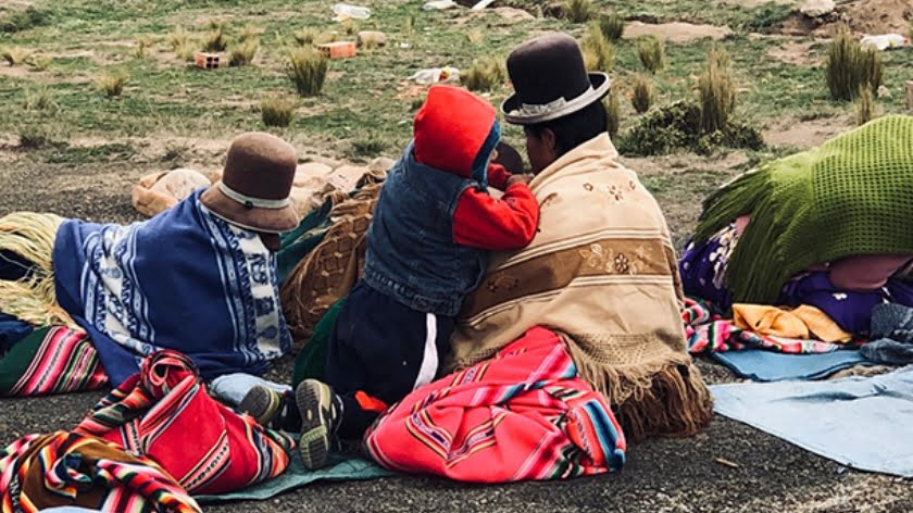 Indigenous Bolivia Ready to Go to War Against Fascism
