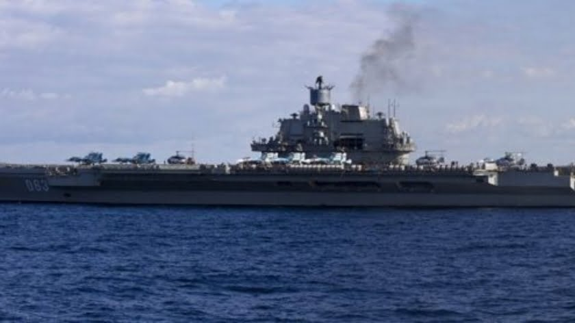 Is There a Future for Russian Aircraft Carriers?