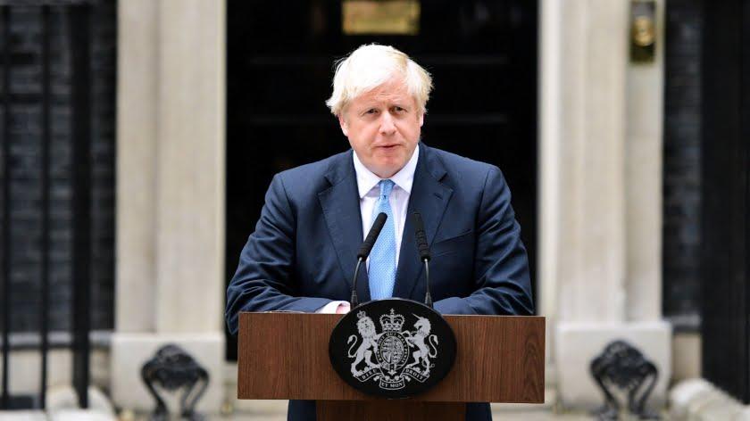 Boris Johnson's Britain