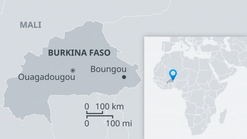 The Burkinabe Time Bomb Is About To Blow, and It Might Take Down West Africa
