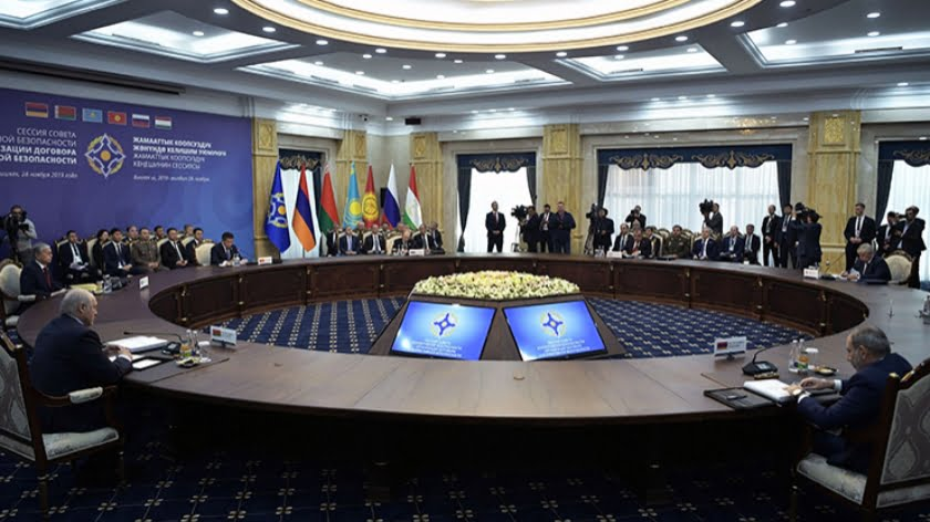 The Collective Security Treaty Organization (CSTO): Plans for 2020