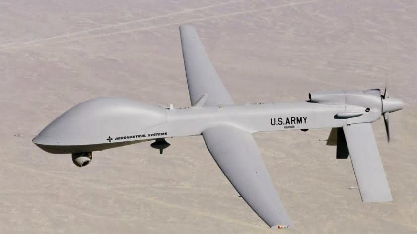 Will Drones Push the Middle East Past the Point of No Return?