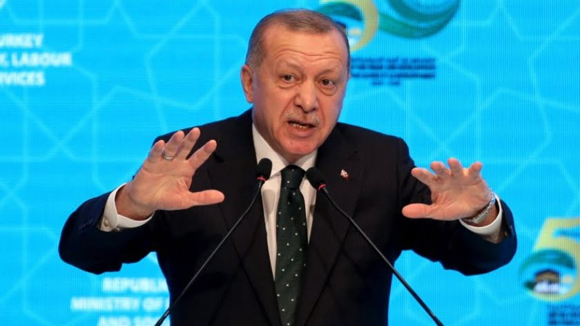 Erdoğan's Adventurism in Syria and Libya Has Left Turkey Weaker and Isolated