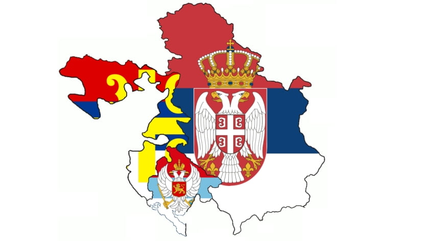 Аbout Greater Serbia