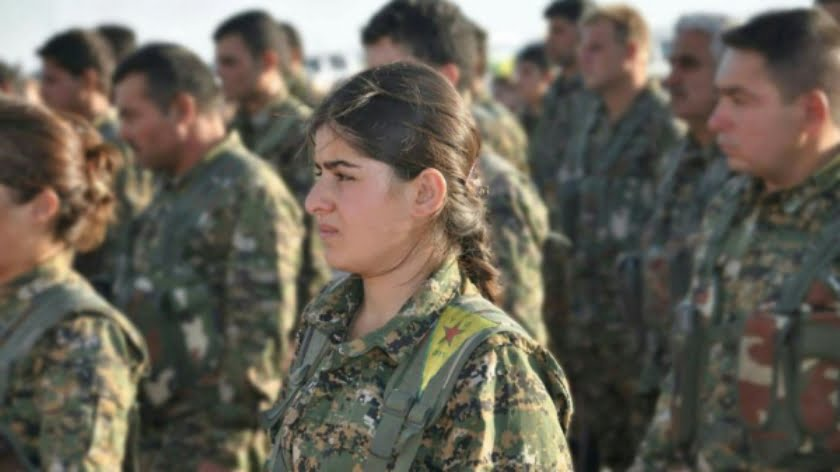 "How the Pro-War ""Left"" Fell for the Kurds in Syria"