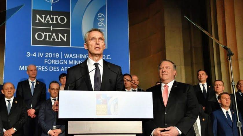NATO Becomes Schizophrenic as It Loses Credibility