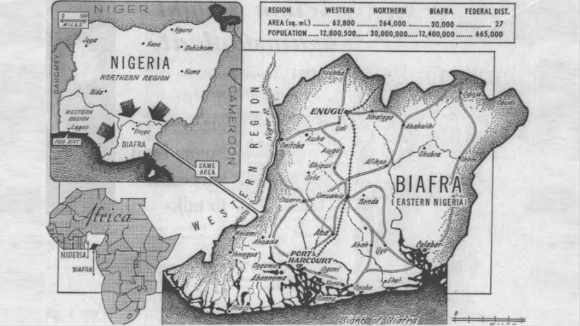 Victimhood and the Nigerian Civil War