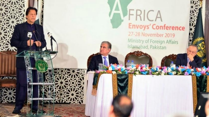"CPEC and Pakistan's ""Pivot to Africa"""