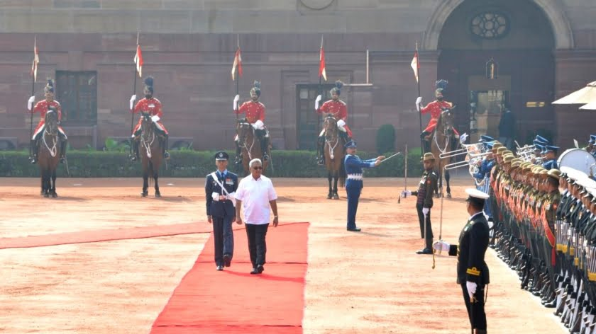 Colombo Draws The Red Line for India