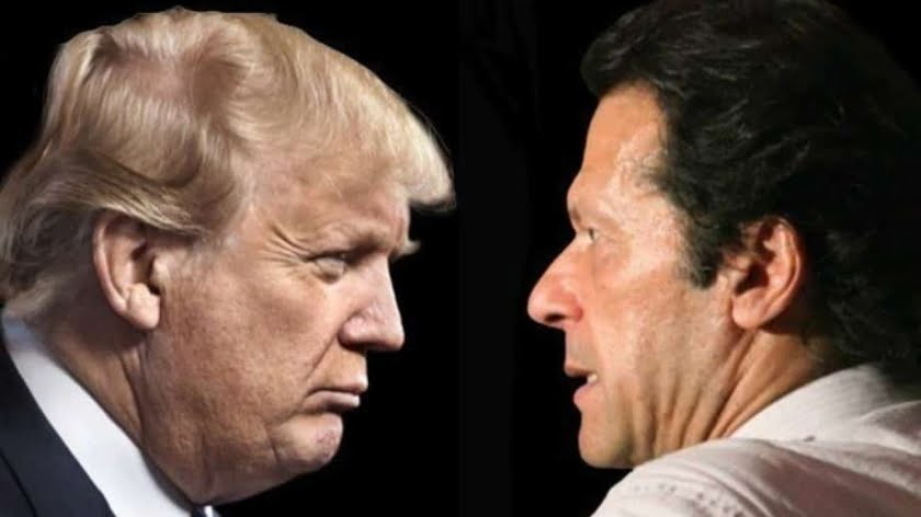 Pakistan Entering Russian Sphere After Trump Gaffs with Imran Khan