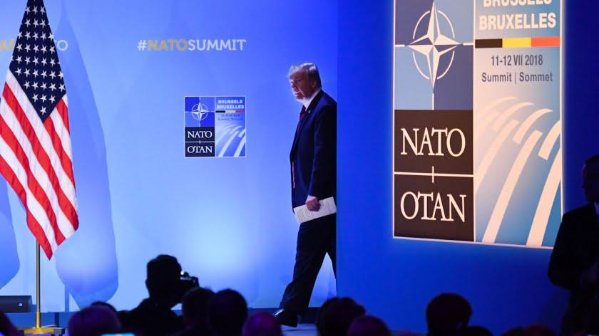 Donald Trump Was Right, NATO Should Be Obsolete
